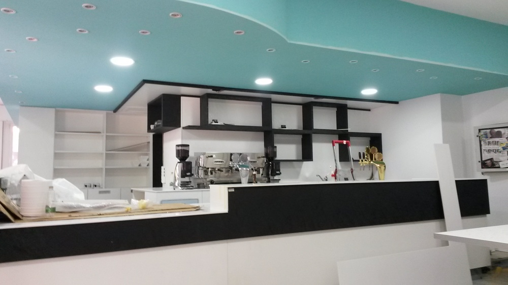 Restyling bar gelateria - 3